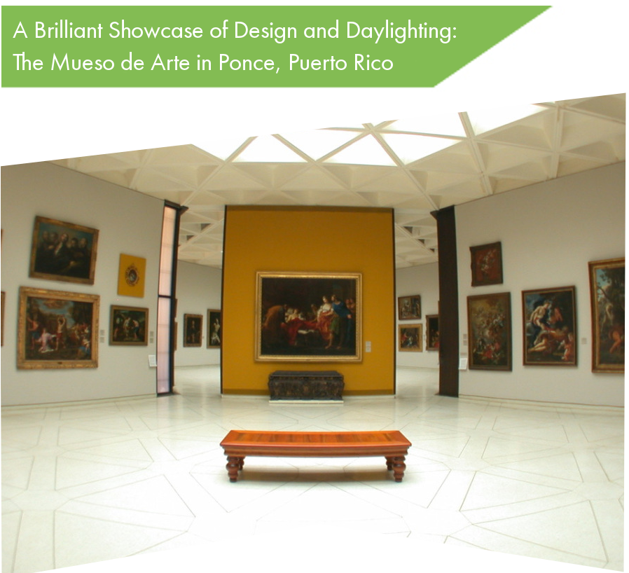 A Brilliant Showcase of Design and Daylighting